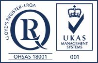 OHSAS 18001+UKAS